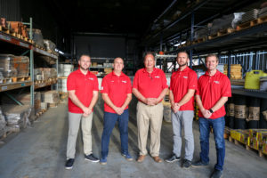 Roofing Contractors - Five Guys
