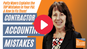 Accounting Mistakes on Your P&L
